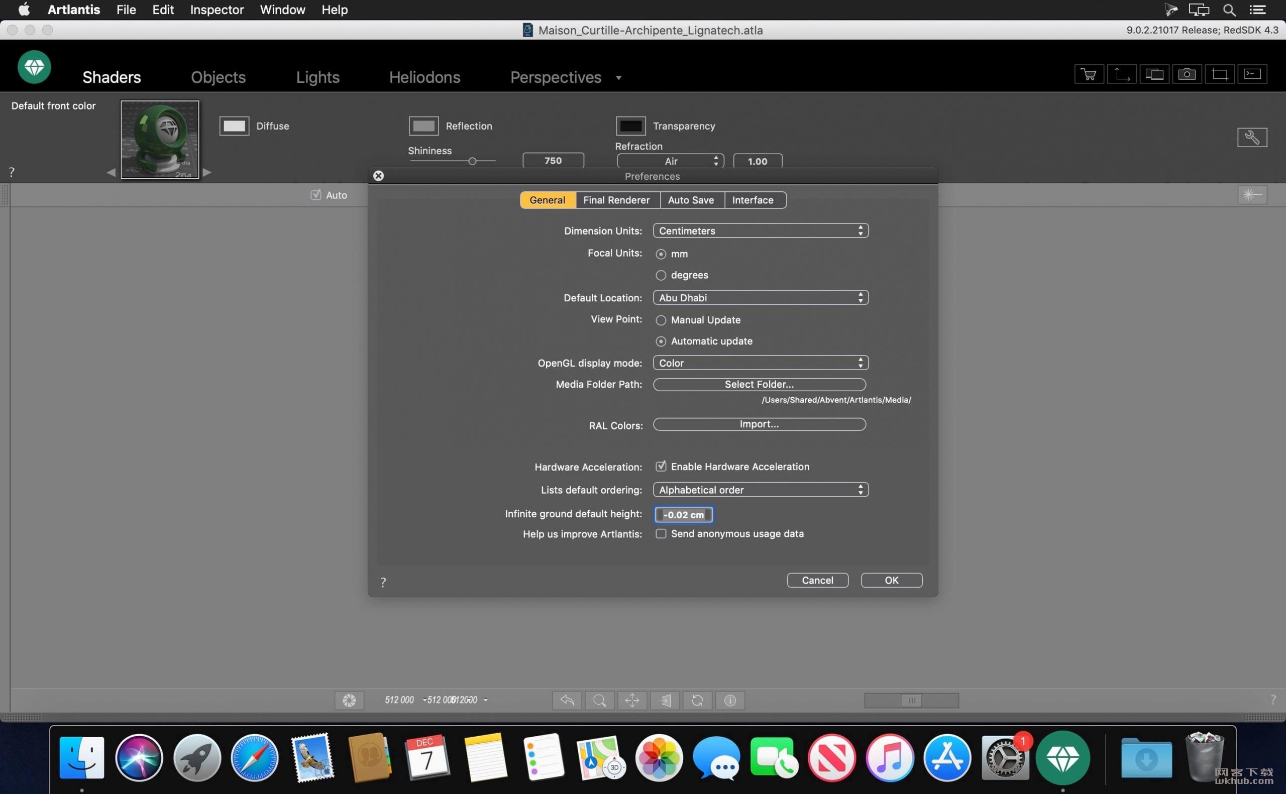 Artlantis 2020.2 9.0.2.21255 三维渲染工具