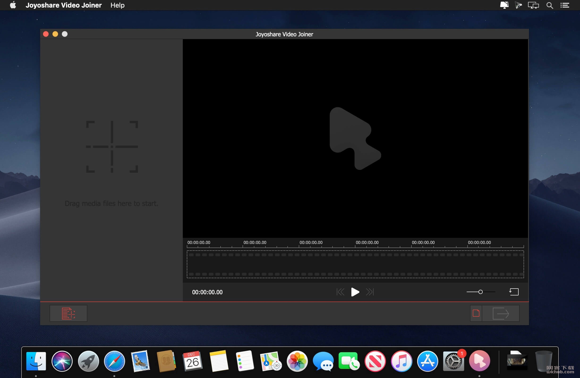 Joyoshare Video Joiner 1.0.0.2 视频合并工具
