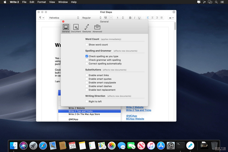 Write 2.6 优秀的文本编辑器