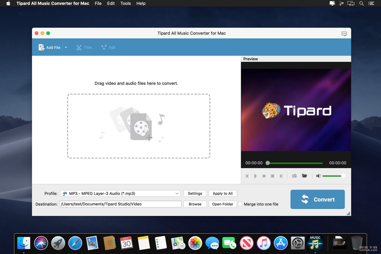 Tipard All Music Converter 9.1.16 音频转换工具