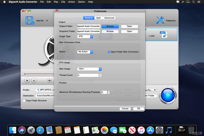 Bigasoft Audio Converter 5.4.0 音频转换工具