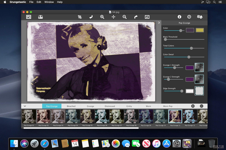JixiPix Grungetastic 2.70.0 照片风格效果工具