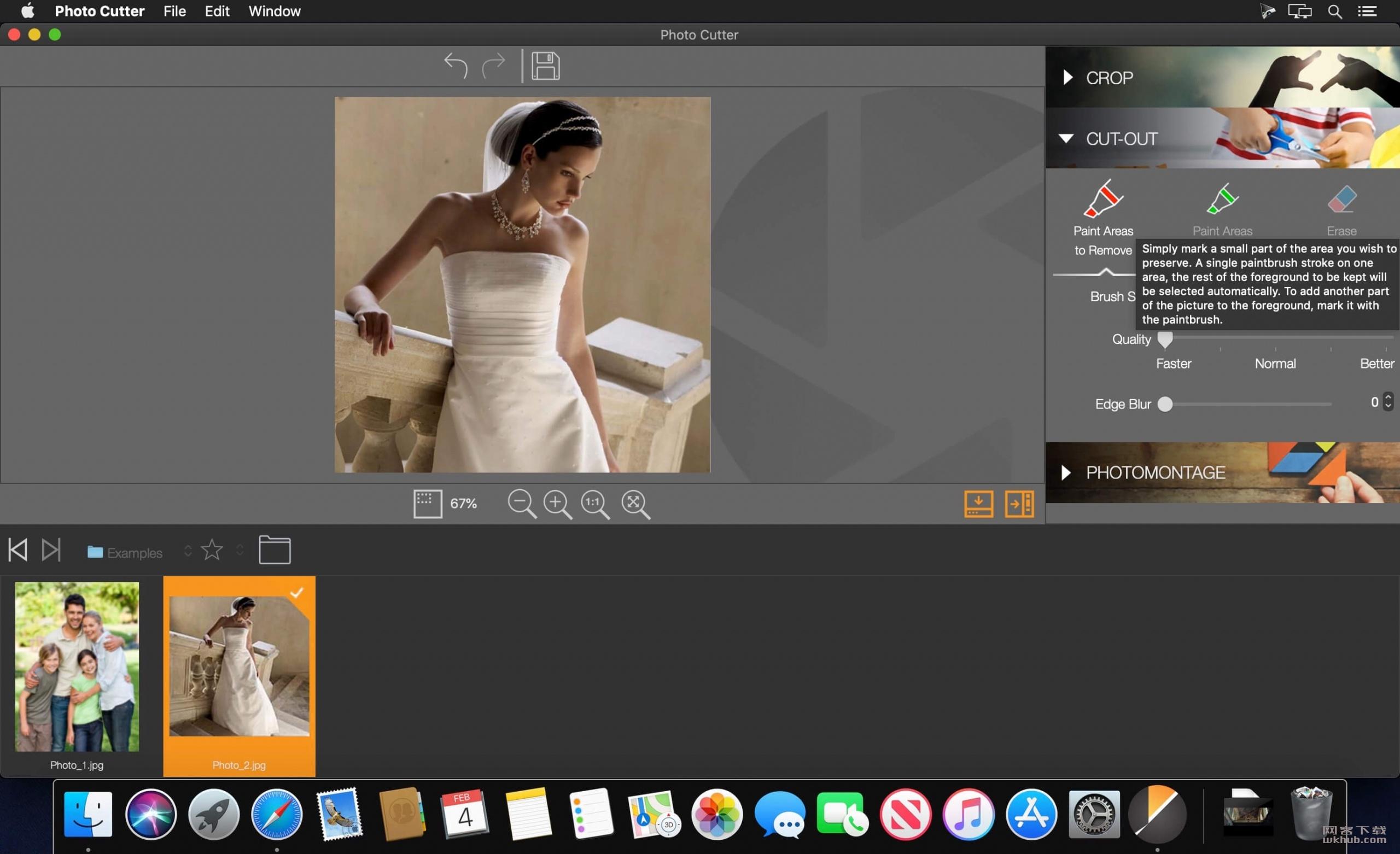 Wondershare Photo Cutter 1.0.7 照片剪裁工具