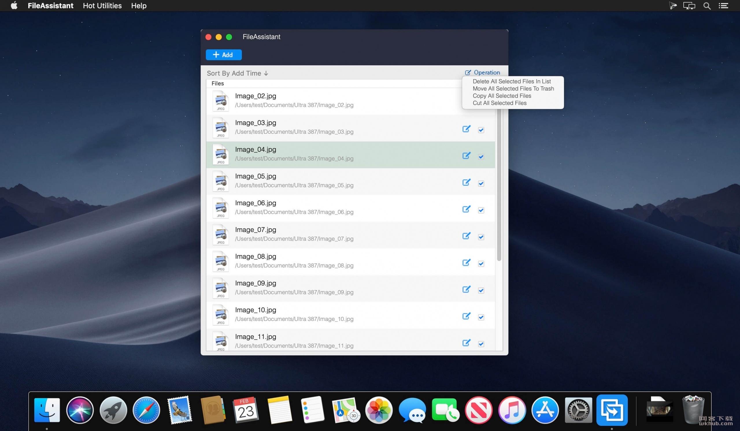 FileAssistant 2.8 文件管理助手