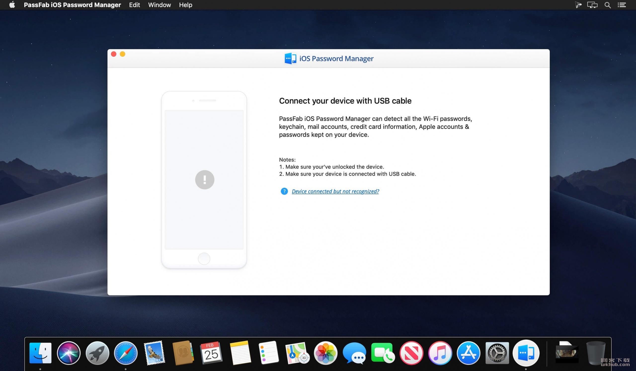 PassFab iOS Password Manager 1.3.2 iOS密码管理工具